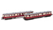 HOBBYTRAIN 303701 VT137/VS145 DR Ep.III creme rot AC