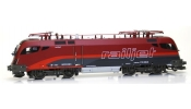 JäGERNDORFER 21012 Villanymozdony Rh 1116 Taurus Railjet, High End, SOUND