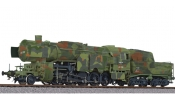 LILIPUT 131501 BR42, DR, Ep. II Camouflage