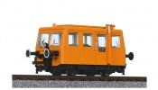LILIPUT 133002 Track Inspection Trolley Yellow / Orange
