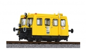 LILIPUT 133007 Track Inspection Trolley with Light on Roof, ÖBB Ep.V