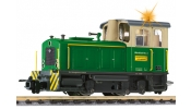 LILIPUT 142127 Diesel Locomotive O&K Works Nr.2 with Roof Warning Light