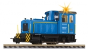 LILIPUT 142128 Industrial Works Locomotive No.5 (Working Lights) Ep.IV