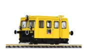 LILIPUT 143000 Narrow Gauge Track Inspection Trolley STLB, III-V