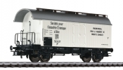 LILIPUT 223052 closed wagon Societe Chimique, 553 217 Pd, SBB-CFF epoch III