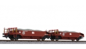 LILIPUT 230113 Ballast Wagon Set with Ballast Load SOB Ep.VI