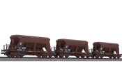 LILIPUT 230143 3-unit set gravel hopper wagon, ÖBB