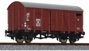 LILIPUT 235073 Covered Goods Wagon DB Ep.III