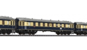 LILIPUT 330500 Five Coach Set  Karwendel Express  DRG Ep.II