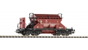 PIKO 54324 4-Bay Covered Centre Hopper Kkt22 DR III