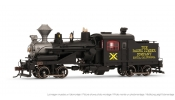 Rivarossi 2610 Steam locomotive Heisler The Pacific Lumber Company DC Digital with Sound