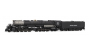 Rivarossi 2639 Steam Locomotive Big Boy Union Pacific, road number 4018