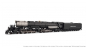 Rivarossi 2640 Gőzmozdony, Big Boy Union Pacific, road number 4018, DCC-hangos