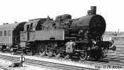 Rivarossi 2661 Steam locomotive class 93.0-4 (ex pr. T14), DB