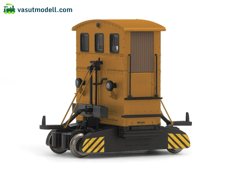 Rivarossi 2721 Breuer diesel shunter, orange, DR and Dielektra with decals