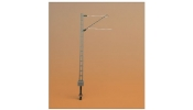 Sommerfeldt 460 Gitter-Streckenmast 70 mm hoch, lackiert Mainline mast, lattice-type 70 mm high, lacquer