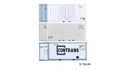 TILLIG 7714 Set 20 Container, IV