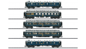 TRIX 23219 Simplon-Orient-Express-Set