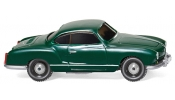 WIKING 3449 VW Karmann Ghia Coupé - grün - green