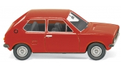 WIKING 3648 VW Polo - senegalrot - red