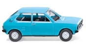 WIKING 3698 Audi 50 - miamiblau - blue