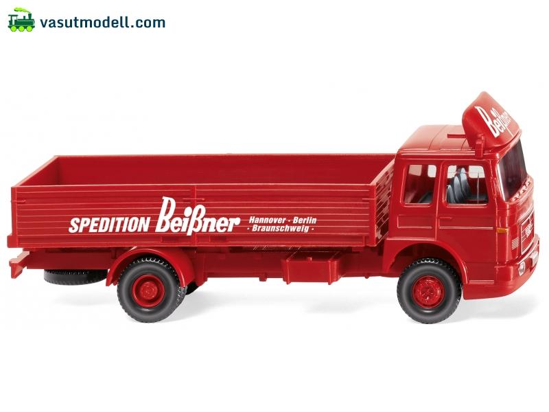 Wiking 52601 h0 camion conteneur semi-remorque Henschel Fruehauf