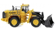 WIKING 65202 Radlader Volvo L 350F - wheel loader - chargeur ? roues - gelb / yellow / jaune