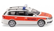 WIKING 7116 Notarzt - VW Passat B7 Variant - emergency doctor s car