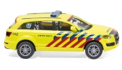WIKING 7117 Notarzt Niederlande - Audi Q7 - Dutch emergency doctor