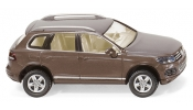 WIKING 7702 VW Touareg - graciosa braun met. / brown metallic