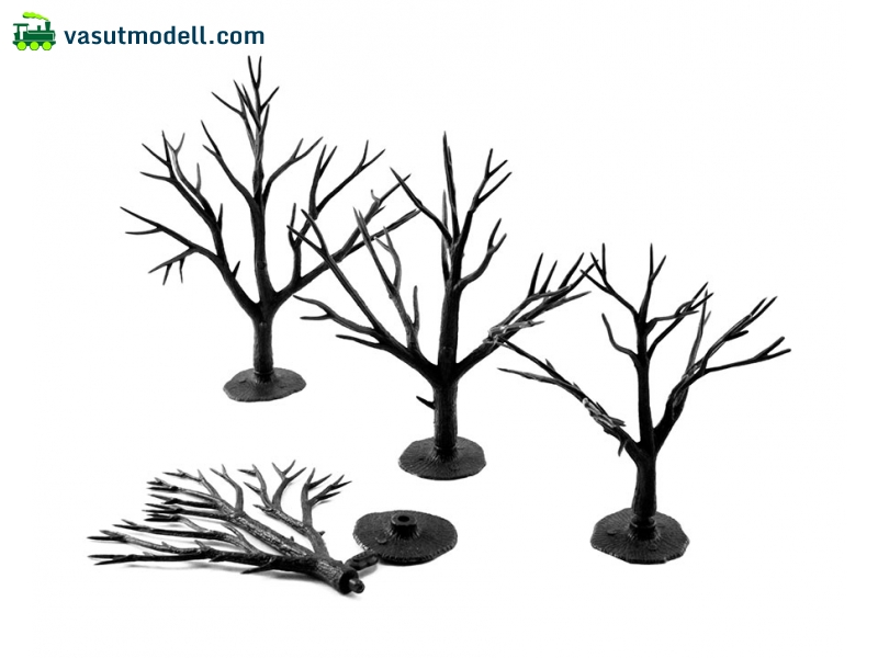 WOODLAND Scenics TR1122 3-5in, Tree Armatures