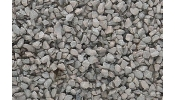 WOODLAND Scenics B89 Gray Coarse Ballast (Bag)