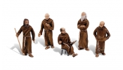 WOODLAND Scenics SP4453 Friars & Monks